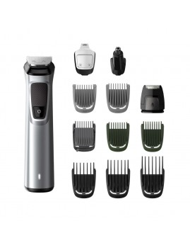 Philips - Series 7000 Multigroom 12-i-1 trimmer til ansigt, hår og krop