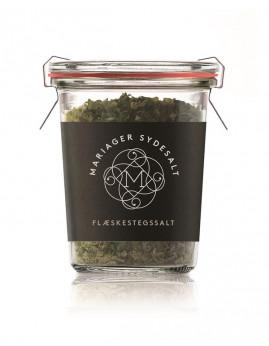 Flæskestegssalt fra Mariager Saltcenter, 50 g.