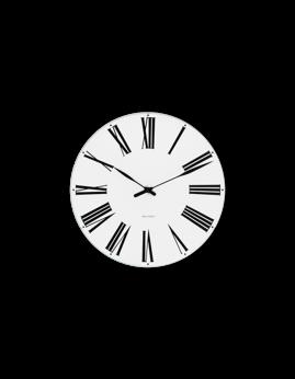 Arne Jacobsen - Roman Vægur 21 cm