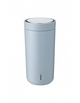 Stelton To Go Click - Termokrus 0,4 ltr, soft cloud.