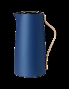 Stelton - Emma Kaffe termokande 1,2 ltr, Mørkeblå.