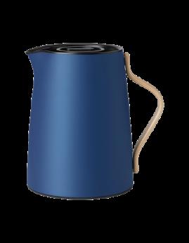 Stelton - Emma Tekande m. termofuktion 1,0 ltr. Blå.