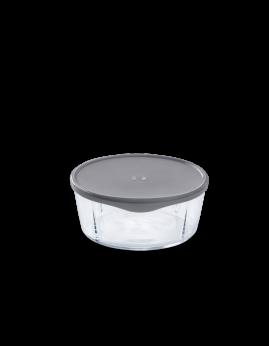Rosendahl Grand Cru - Låg til lille ovnfast skål, grå