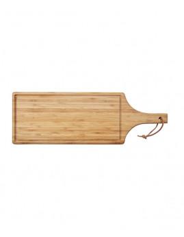 Scanpan - Serveringsbræt i bambus, 53x18 cm.