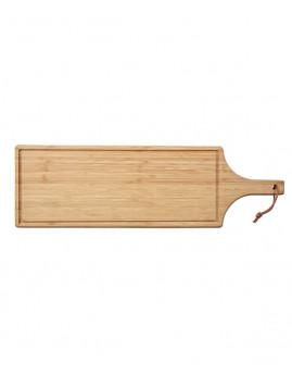 Scanpan - Serveringsbræt i bambus, 65x20 cm.