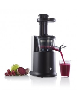 Wilfa - LARGO Slowjuicer Juicemaster, sort/stål.