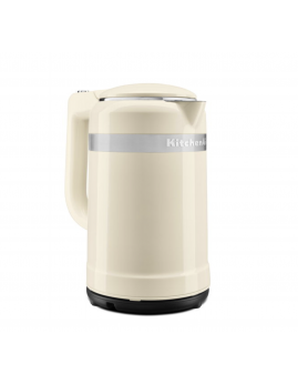 KitchenAid - Design Collection Elkedel 1,5 ltr. Creme.
