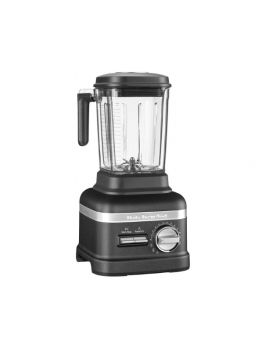 KitchenAid - Artisan Power Plus Blender, 1,65 ltr. Rustik Sort.