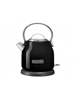 KitchenAid - Elkedel 1,25 ltr. Sort.