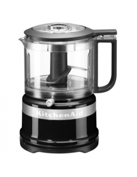 KitchenAid - Mini Foodprocessor 0,95 ltr. Sort.