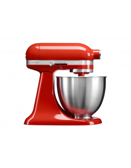 KitchenAid - Mini-standmixer i hot sauce rød, 3,3 ltr.