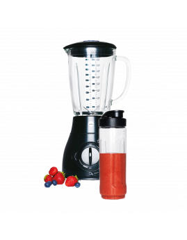 Wilfa - Crush Go Blender 1,8 ltr. sort. inkl. to go krus
