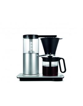Wilfa - Svart Optimal Kaffemaskine, Aluminium.