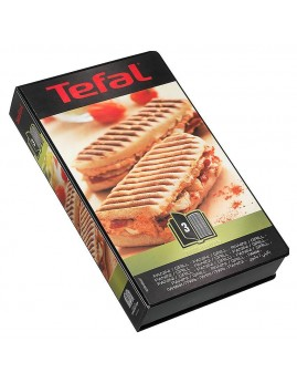 Tefal Snack Collection plade - Panini, no 3