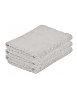 Zone - Microfiber karklud 3 stk., Warm grey.