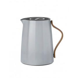 Stelton Emma - Tekande m. termofunktion 1,0 ltr, grå