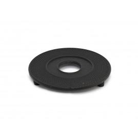 Bredemeijer - Jang bordskåner 13,5 cm, sort