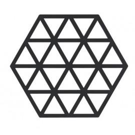 Zone Triangles - Bordskåner, Sort