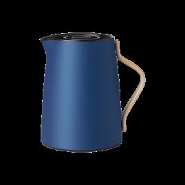 Stelton Emma - Tekande m. Termofunktion 1,0 ltr, Mørkeblå