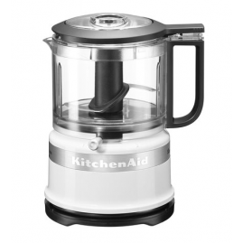 KitchenAid - Mini Foodprocessor 0,83 ltr, Hvid